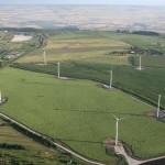 Farma wiatrowa w Batkowie