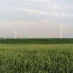 Ukończone elektrownie wiatrowe