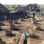 Przygotowanie pod wykonanie izolacji wierzchniej fundamentu