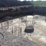 Izolacja wierzchnia fundamentu